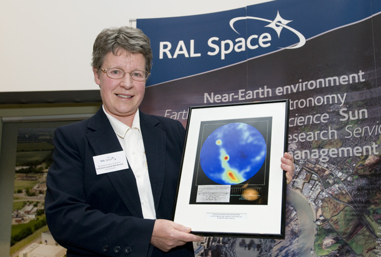 Professor Dame Jocelyn Bell Burnell