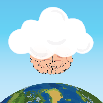 The CloudCatcher project icon