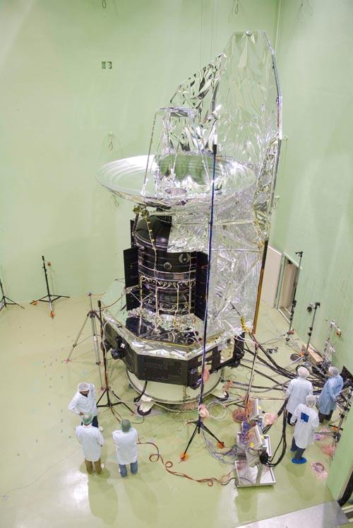 szukać przed Sprzedaż wysoka jakość RAL Space Herschel Space Observatory