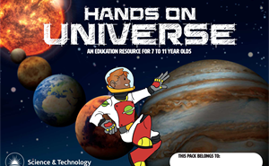 The Hands on Universe educational resource booklet