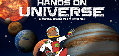 The Hands On Universe educational resource for 7 to 11 year olds