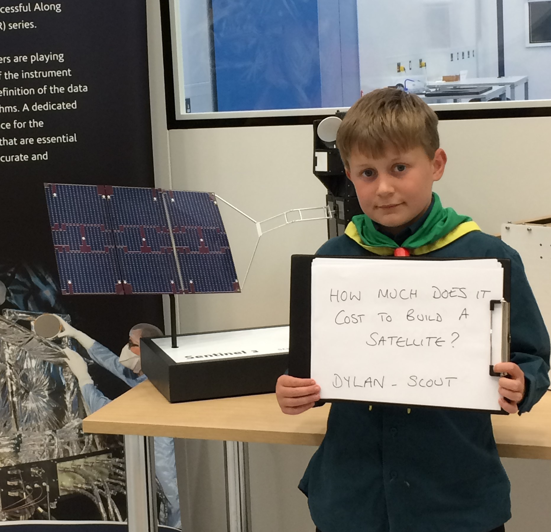 RAL Space Ask us anything this World Space Week