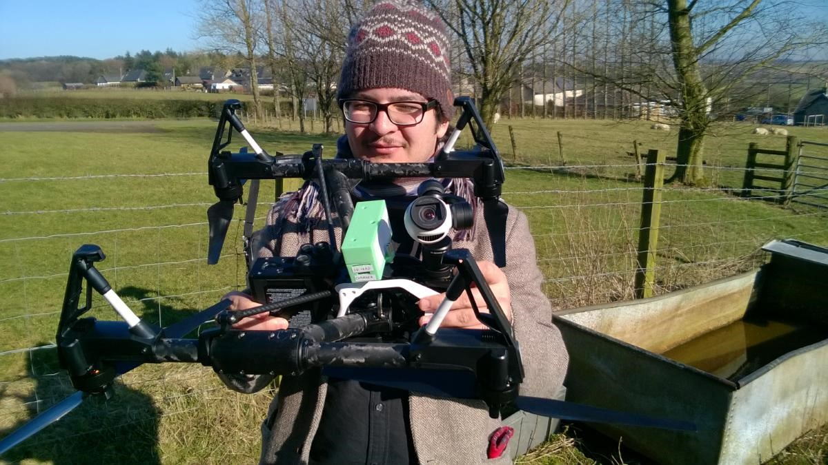 Stereo Long Wave IR camera mounted on Inspire 1 UAV during tests near Glasgow.jpg
