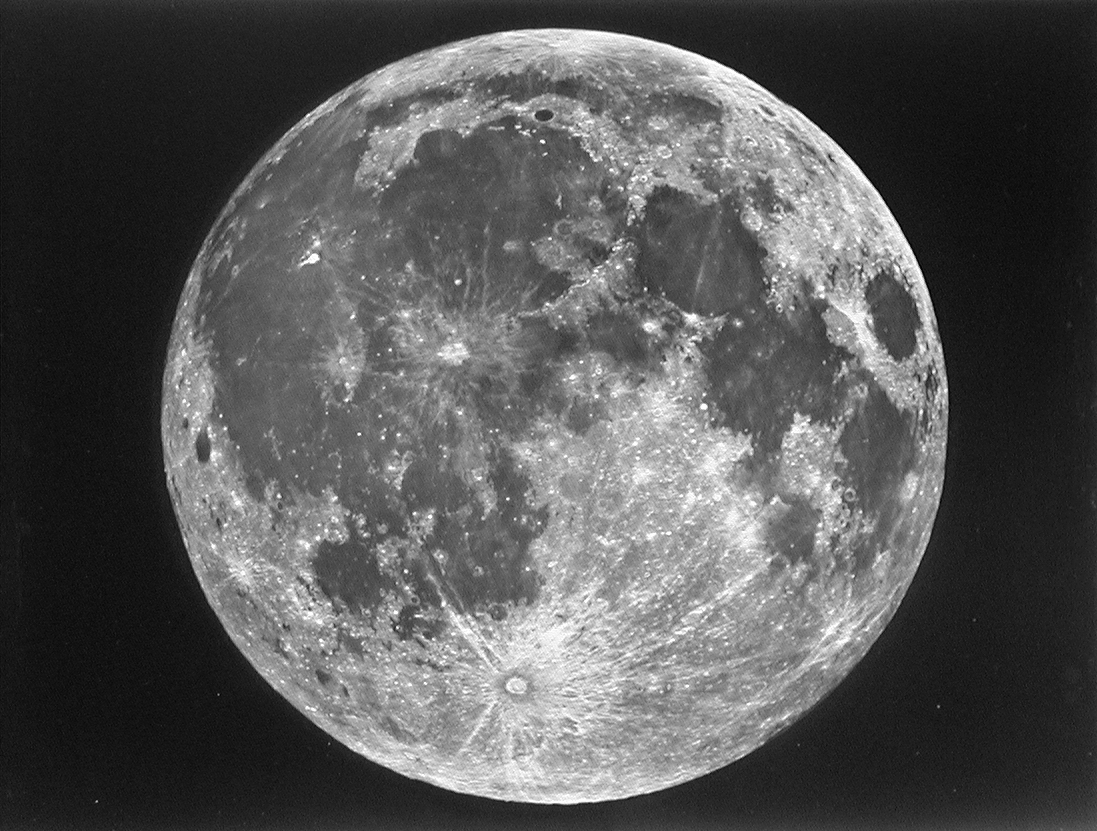lunar from space - photo #3