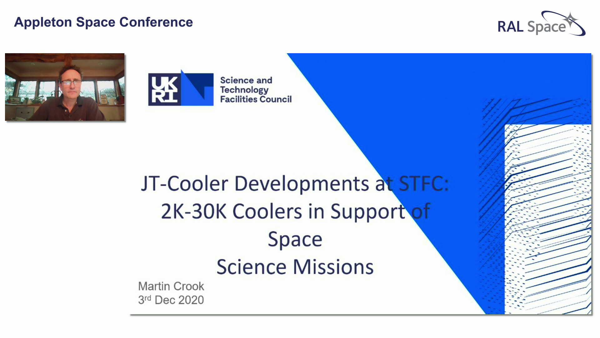 11 JT - Cooler Developments at STFC 2K-30K Coolers in Support of Space Science v2 HQ.png